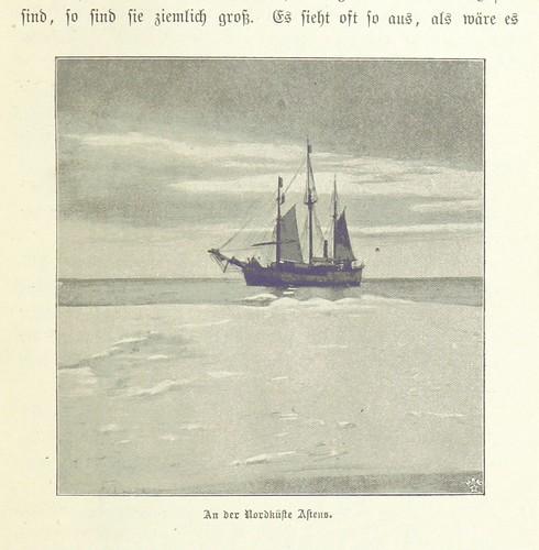 Image taken from page 169 of '[Fram over Polhavet.] In Nacht und Eis. Die Norwegische Polarexpedition, 1893-1896 ... Mit einem Beitrag von Kapitän Sverdrup, 207 Abbildungen [including portraits], 8 Chromotafeln und 4 Karten'