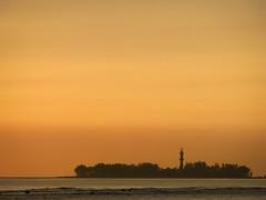 Isla Naranja (hectordh) Tags: sunrise mexico puerto island amanecer veracruz isla sacrificios