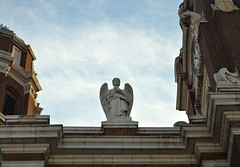 Angel in Avondale (Jazmin Medrano) Tags: chicago angel midwest catholic basilica polish avondale hyacinth chicagoist