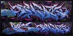 Cream x Niks (MR. BURNHUMANZ) Tags: black graffiti huelva cream crew cordoba nicks almeria arenal wildstyle abdt