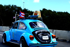 (Elisas caramel) Tags: blue azul puertorico volkswagens streetshot vocho volky elisascaramel