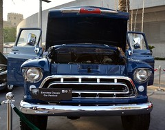 Chevy Apache (joabfrancis) Tags: chevrolet apache classictruck nikond5100 emiratesclassiccarshow