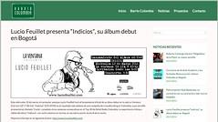 Lucio Feuillet Lanzamiento Barrio (luciofeuillet) Tags: invitacin lucio feuillet lanzamiento barriocolombia indicio