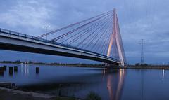 Most Jana Pawa 2 w Gdasku (m4rc1no5) Tags: 2 canon most jana gdansk brigde gdask pawla 40d smsls