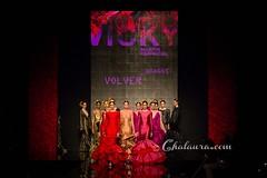 Vicky Martin Berrocal @ SIMOF 2015 (Chalaura.com) Tags: show fashion sevilla moda pasarela flamenco flamenca volver modaflamenca lagafa vickymartinberrocal simof simof2015 lagafaflamenco