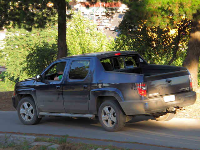 honda pickup awd camionetas rtl 2013 ridgelinertl