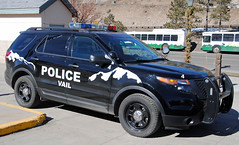 Vail Police 2015 Ford Interceptor (zamboni-man) Tags: city winter mountains public creek river fire town skiing village state eagle cities rocky police battle villages beaver valley vail gore sheriff championships towns ems avon command patrol fis whelen 2015 safey