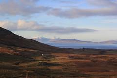 Remote Cottage, Highlands, Scotland. (Seckington Images) Tags: scotland flickr