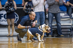 """Game Day! Get your game face in and get to @HinkleFH for @ButlerMBB at 3:00. #GoDawgs Photo by @zjbphotography. • <a style=""""font-size:0.8em;"""" href=""""http://www.flickr.com/photos/73758397@N07/16363605005/"""" target=""""_blank"""">View on Flickr</a>"""