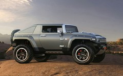 Hummer HX Concept 1280x800 (carsbackground) Tags: concept hummer hx 1280x800