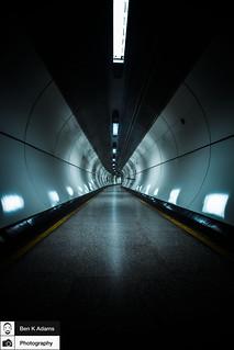 London Bridge Underground Tunnel