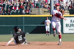 untitled (christinalong15) Tags: college sports athletics baseball arkansas athletes sec ncaa razorbacks beisbol