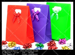 Gift bags (__Viledevil__) Tags: birthday christmas xmas red green bag paper design purple loop box anniversary decorative object decoration valentine container celebration gifts celebrations gift surprise present ribbon package carry celebrating giftbag