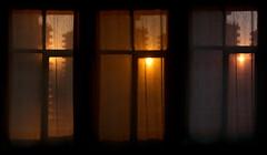 5 Min. (halilsimsek) Tags: city sunset sun window buildings down falling