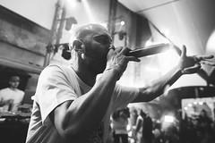 GREMS (RG Video) Tags: show blackandwhite bw music paris france concert live wanderlust le hip hop rap hustla openminded grems jouage