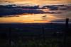 Sundown Karlstein (tobiasvogel30) Tags: sunset berg sundown wolken aussicht ausblick weinberg fellbach karlstein weinstadt