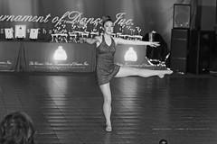 IMG_3942 (SJH Foto) Tags: girls blackandwhite bw white black kids dance competition teen teenager tween teenage monocolour