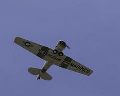 (Kenny C Photography) Tags: plane illinois airshow marines warbirds usmarines bolingbrook propellerplane militaryplane enjoyillinois cavalcadeofplanes clowinternationalairport flybolingbrook