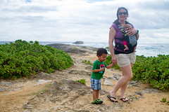 IMG_4042 (The.Rohit) Tags: ocean travel vacation beach hawaii waves oahu explore aloha seaarch laiepoint windwardcoast laiiepoint