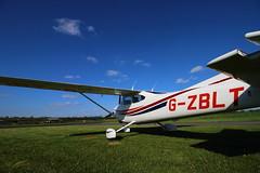 GZBLT (Fox Hotel Lima Photography) Tags: ireland irish flying cork aviation s mode cessna 182 in afta westonairport abbeyshrule c182s gzblt