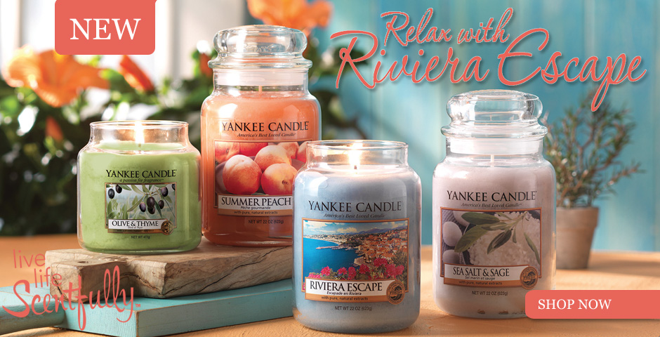 Yankee Candle - ưu đãi tuyệt vời từ hương hoa ngọt ngào