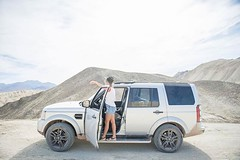 The warm air welcomes our arrival to Death Valley. Looking out into the vast landscape, our mission to find signs of life unseen for a decade or more becomes clear. #WildflowerWanderlust #DeathValley #SuperBloom #LR4 #LRSuperBloom #Desert #DeathValleyNati (landroverorlando) Tags: auto usa cars car orlando automobile florida united group rover land fields fl states autos landrover rangerover luxury automobiles wwwlandroverorlandocom