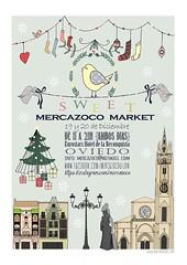 Sweet Mercazoco Diciembre Oviedo Hotel Reconquista portada