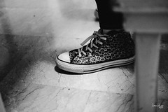 The Shoe (Daniel Y. Go) Tags: bw shoe mono fuji philippines christianity worshipteam xpro2 fujixpro2