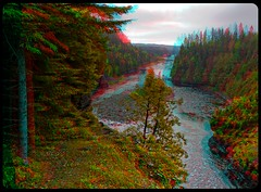 At the Kakabeka Falls 3-D ::: HDR/Raw Anaglyph Stereoscopy (Stereotron) Tags: autumn plants lake ontario canada tree fall america creek forest radio canon river landscape eos stereoscopic stereophoto stereophotography 3d woods raw control north kitlens twin anaglyph stereo backcountry stereoview outback remote spatial 1855mm hdr province redgreen 3dglasses hdri kakabekafalls indiansummer transmitter stereoscopy synch anaglyphic optimized in threedimensional stereo3d cr2 stereophotograph anabuilder synchron redcyan 3rddimension 3dimage tonemapping 3dphoto 550d stereophotomaker 3dstereo 3dpicture anaglyph3d yongnuo stereotron