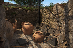 Ancient Greek Pottery (Vojinovic_Marko) Tags: travel ancient nikon hellas historic greece pottery archeology mythology hades  grka nekromanteion d7200  nekromantion