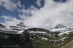 "Logan Pass and Reynolds Creek • <a style=""font-size:0.8em;"" href=""http://www.flickr.com/photos/63501323@N07/27121960094/"" target=""_blank"">View on Flickr</a>"