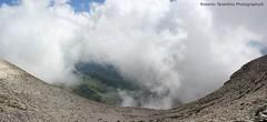 panorama a est (Roberto Tarantino EXPLORE THE MOUNTAINS!) Tags: parco 2000 nuvole neve alta monte amici montagna marche umbria cresta sibillini vettore quota metri