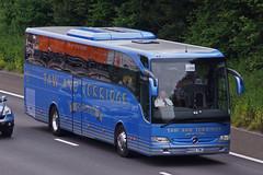 Taw & Torridge, Merton - M900 TWC (peco59) Tags: mercedes mercedesbenz psv pcv tourismo tawtorridge twcoaches m900twc twcoachessouthmolton