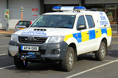 Royal Air Force Bomb Disposal Toyota Hilux Bomb Disposal Unit (PFB-999) Tags: up truck day force 4x4 air royal police disposal national toyota vehicle leds pick bomb raf cleethorpes forces grilles unit armed hilux 2016 lightbar af14gkk