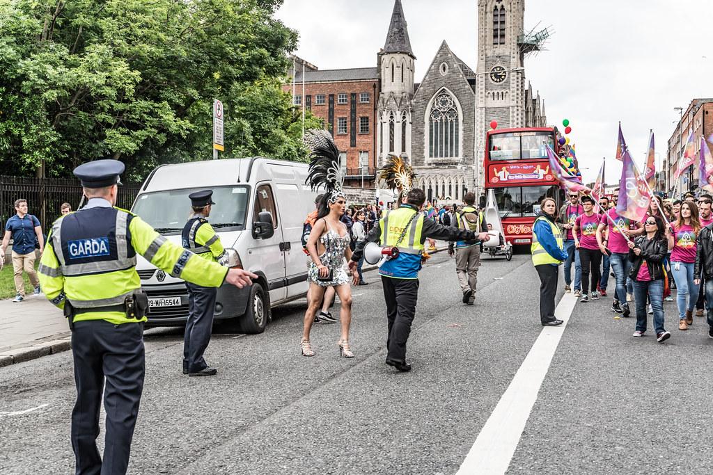 PRIDE PARADE AND FESTIVAL [DUBLIN 2016]-118115