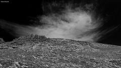 Made in heaven (RoyBatty83) Tags: blackandwhite bw mountain nature clouds monocromo blackwhite nuvole pentax hike bn tuscany 1855 montagna biancoenero cloudysky appennino appenninotoscoemiliano naturephotography tappo kitlenses appenninopistoiese pentaxkitlenses pentaxiani da1855wr pentaxda1855wr pentaxk5 pentaxda1855alwr tuscanyappennine tappowr