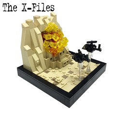 "The X-Files ""The Truth II"" - Part8 (markus19840420) Tags: lego contest vignette moc thexfiles aktex imperiumdersteine serienjunkie thetruthii"