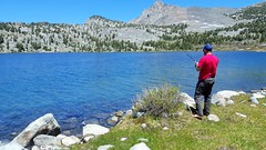 20160625_122303 (lovz2hike) Tags: lovz2hike duck lake pass trail barney pika mono county mammoth lakes coldwater campground fishing hiking backpacking wonderlust fresno inyo sierra nevada john muir wilderness