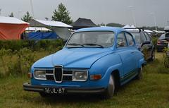 1976 Saab 96 16-JL-87 (Stollie1) Tags: saab 1976 lelystad 96 16jl87