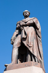 Archibald William Montgomerie (olderandwider) Tags: statue bronze scotland ayr plinth ayrshire wellingtonsquare archibaldwilliam earlofeglintonandwintoun