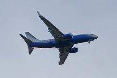 N788DP, Boeing BBJ. (piktaker) Tags: jet boeing essex southend airliner sen southendonsea bizjet bbj jetairliner corporatejet dpworld boeingbbj passengerairliner egmc londonsouthendairport b73779uw