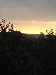 Buongiorno  follower (esterinaeliseo1) Tags: alba sunsets crepuscolo