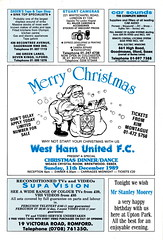 West Ham United vs Liverpool - 1988 - Page 20 (The Sky Strikers) Tags: road park west cup liverpool magazine one official united ham to pound wembley upton littlewoods matchday