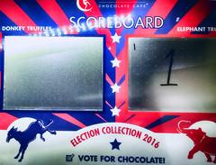 Moonstruck Election Truffles. Portland 2016 (drburtoni) Tags: elephant oregon portland donkey portlandia republican democrat election2016