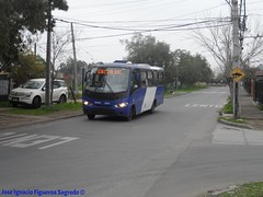 U2| Subus Chile. (PSB// Micros, Buses, Furgones, Camiones y Trenes) Tags: marcopolo new senior g6