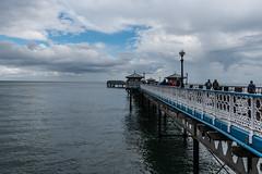 Llandudno (joanjbberry) Tags: wales outdoors coast seaside coastal promenade llandudno northwales seasidetown