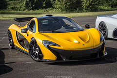 Amazing (Hunter J. G. Frim Photography) Tags: blue red orange yellow electric race volcano wing turbo mclaren british carbon hybrid supercar twinturbo v8 p1 mso hypercar volcanored volcanoyellow mclarenp1 cfcharities