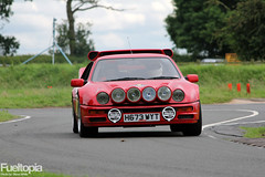 Ford RS200S (David Seaton) (tbtstt) Tags: 6r4net track day 2016 curborough sprint course circuit car cars mg metro 6r4 group b ford rs200 h673 wyt h673wyt