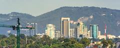 Mexico City (ruimc77) Tags: city urban panorama mountain skyline mxico skyscraper mexico nikon df pano ciudad aerial 300mm af nikkor federal f4 montanha distrito ifed d810