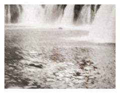 086n (lemura.) Tags: light lake nature water pond waterfalls impression